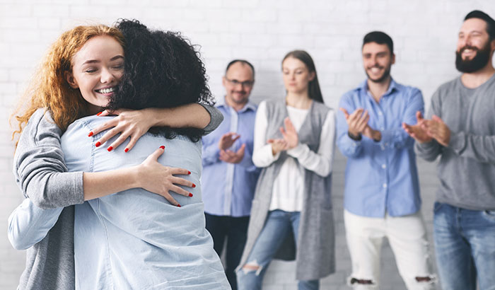 What Kinds of People Make the Best Support System After Rehab?